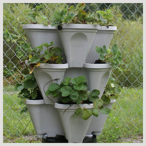 Large-3-Tier-Stackable-Pot-Vertical-Gardening-Planter
